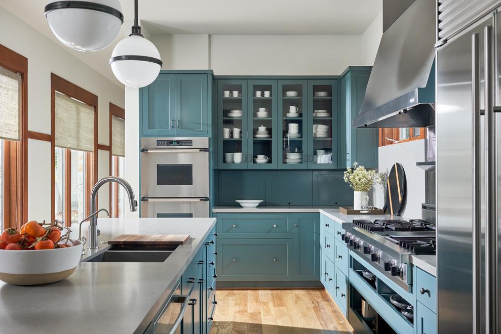 kitchen space planning
