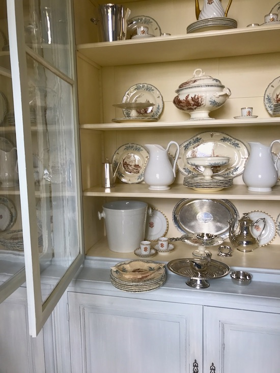 Strategizing the Butler's Pantry styling