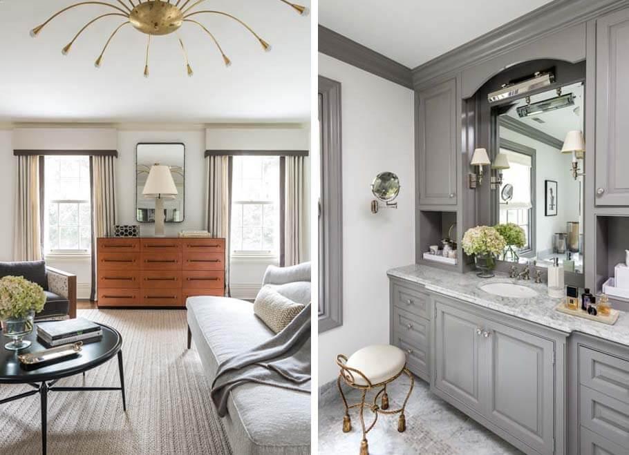 modern master bedroom interior design