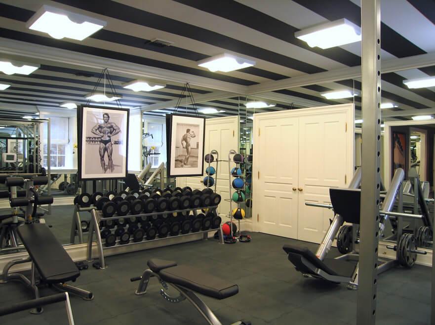 ideas for home gym