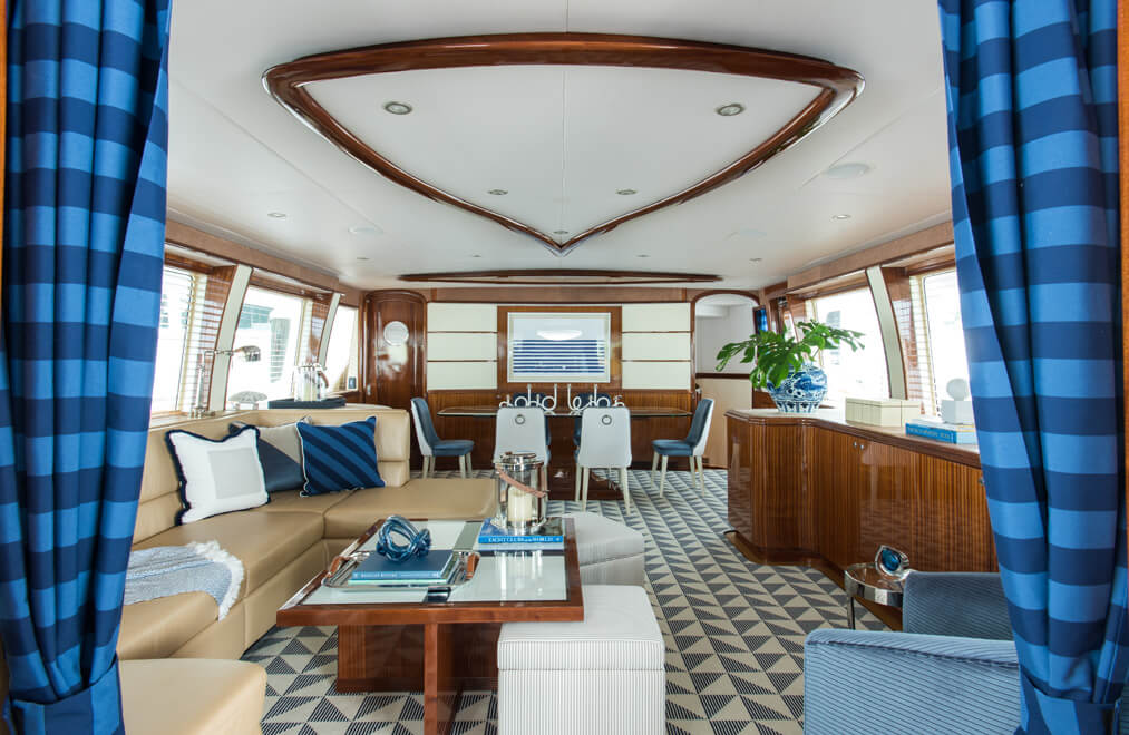 interior design yacht