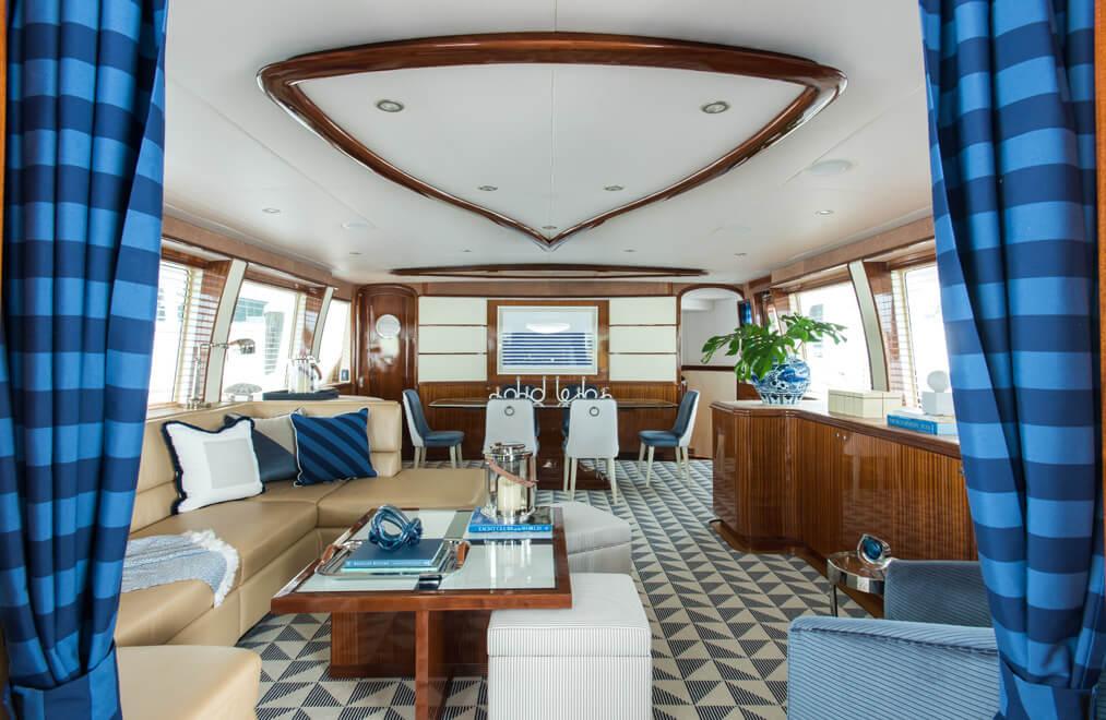interior design yacht