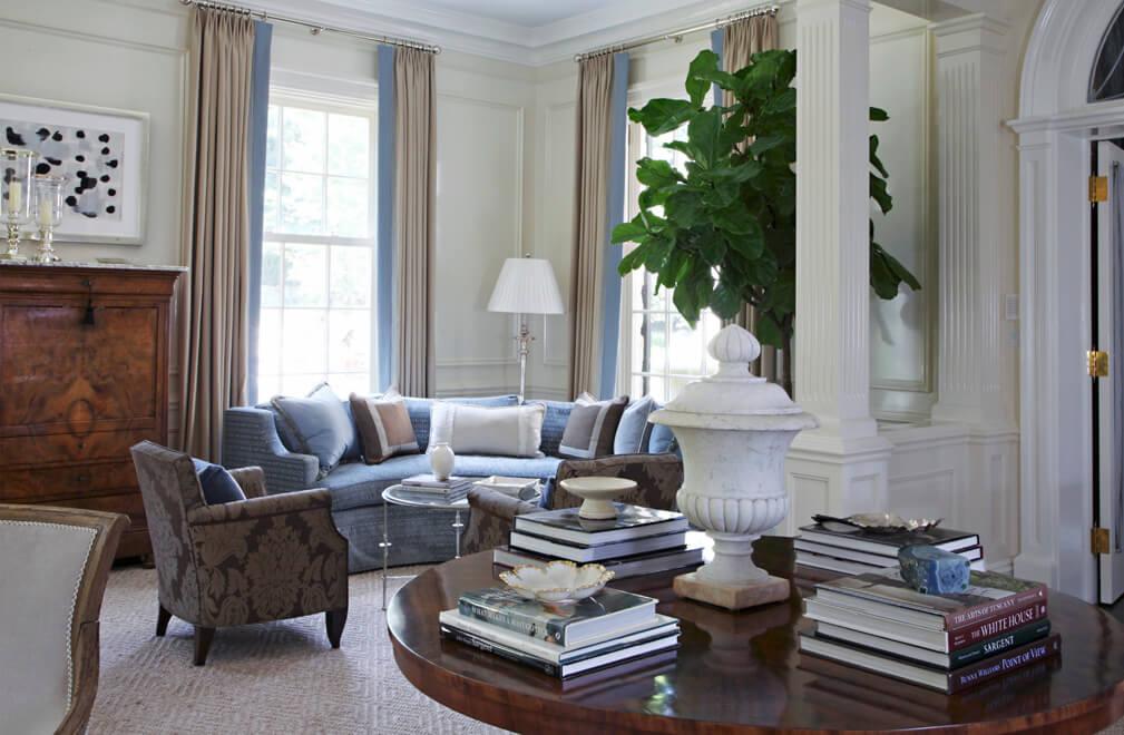 classic luxury interior design