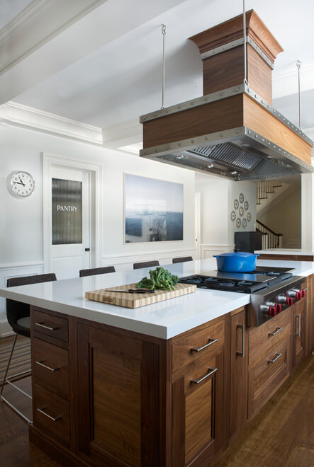 georgian estate kitchen renovation