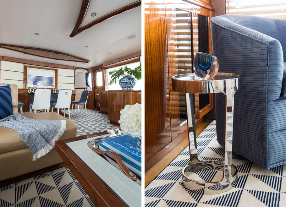 design yacht interior