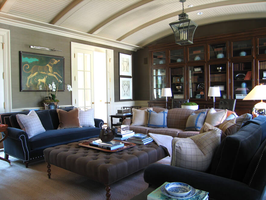 classic home interior design photos