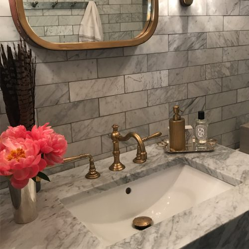 Before & After: My Bathroom's Interior Design Update