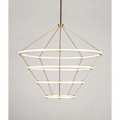 Brilliant Fixtures: Celebrating Luxe Lighting