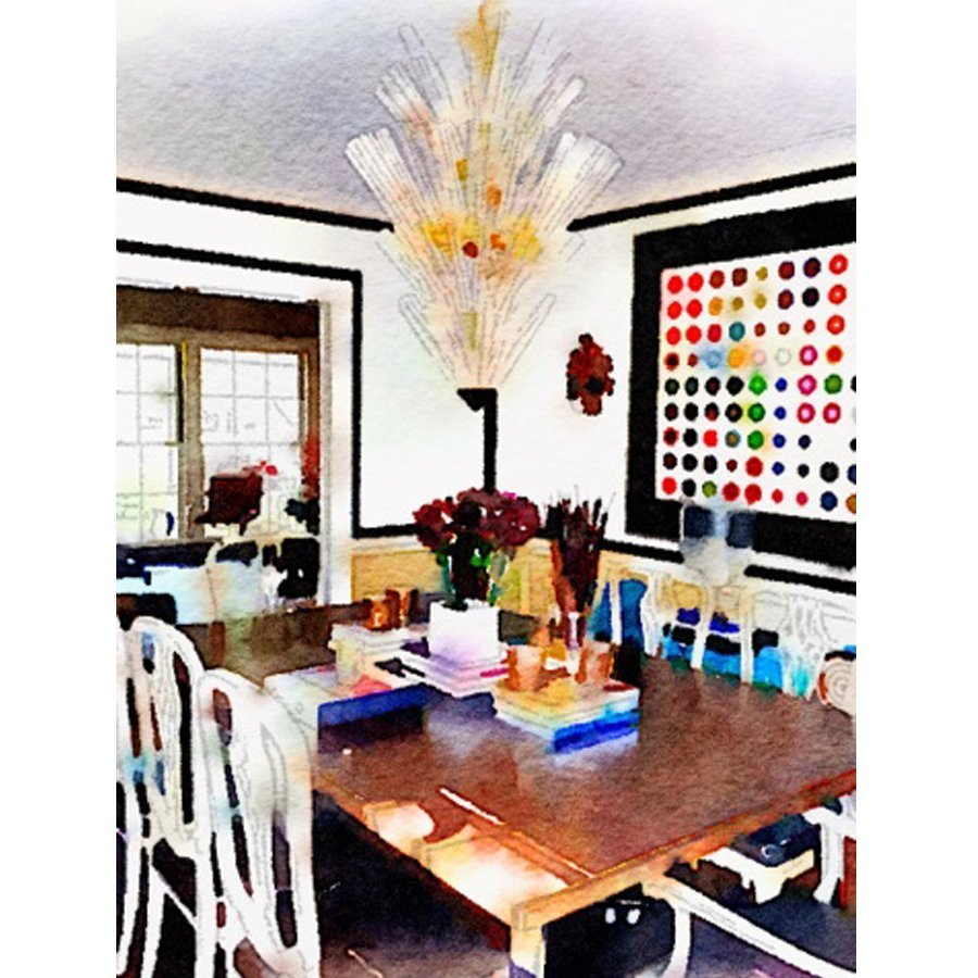 S.B. Long Interiors My Latest Obsession - Waterlogue Blog