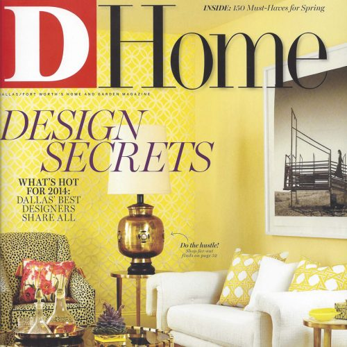 S.B. Long Interiors Honored by D Home Magazine!