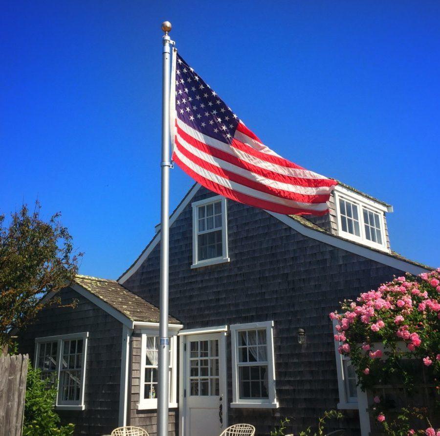 S.B. Long Interiors Nantucket Fourth of July Blog