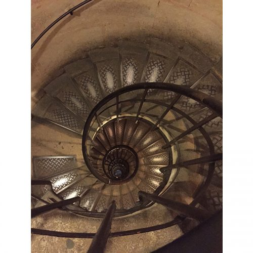Snapshots from Paris
