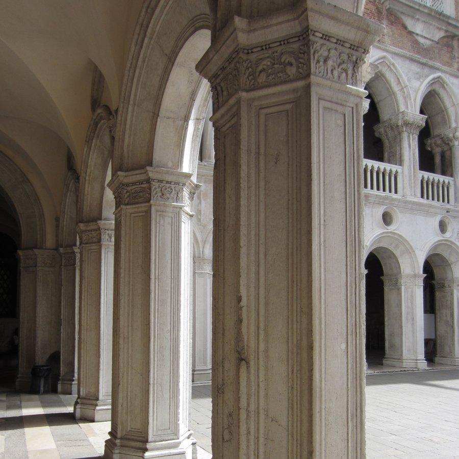 S.B. Long Interiors Stones of Venice
