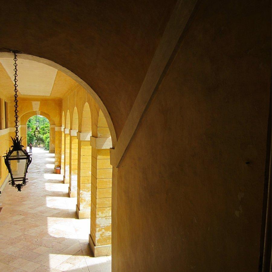 S.B. Long Interiors Visiting Palladio Villa Barbaro Blog