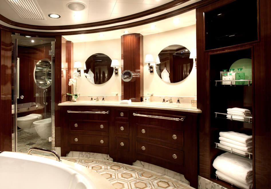 cruise ship blueprint for interior design