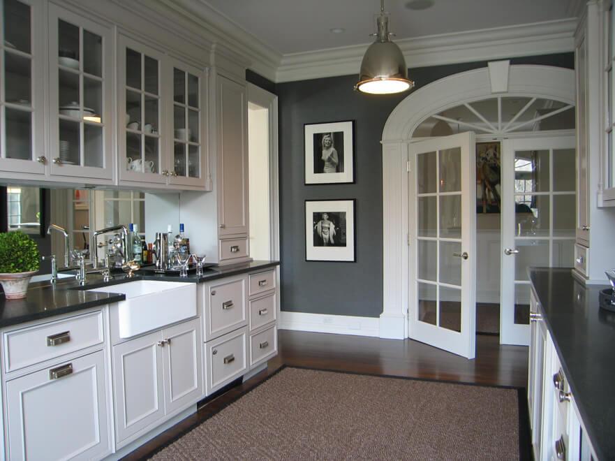 georgian style homes interior