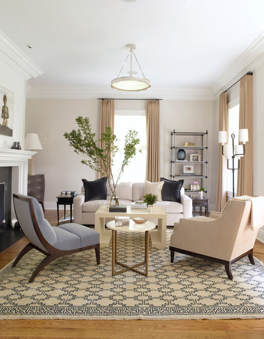characteristics of interior design