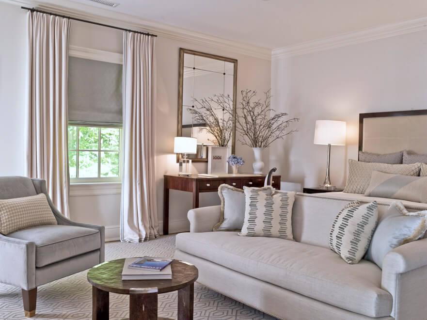 cozy modern house
