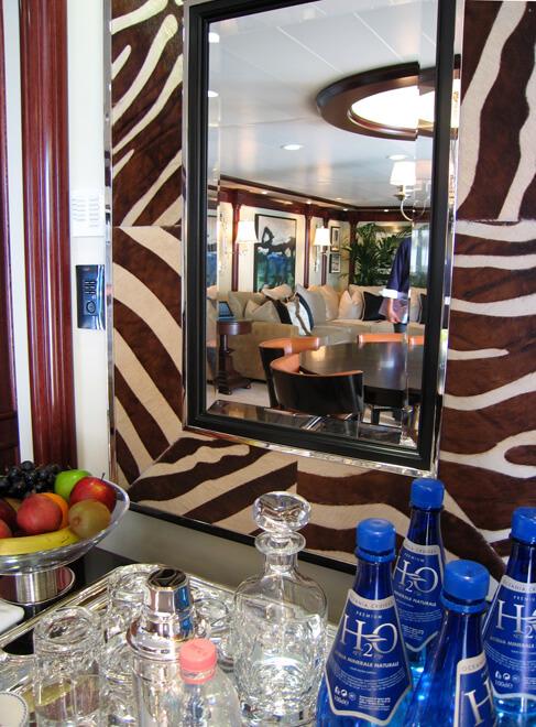 fun cruise ship interior design