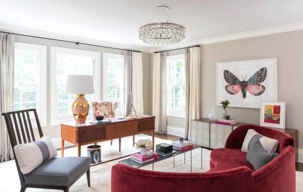 international style interior design