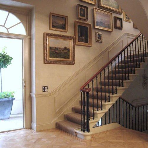 british style home design