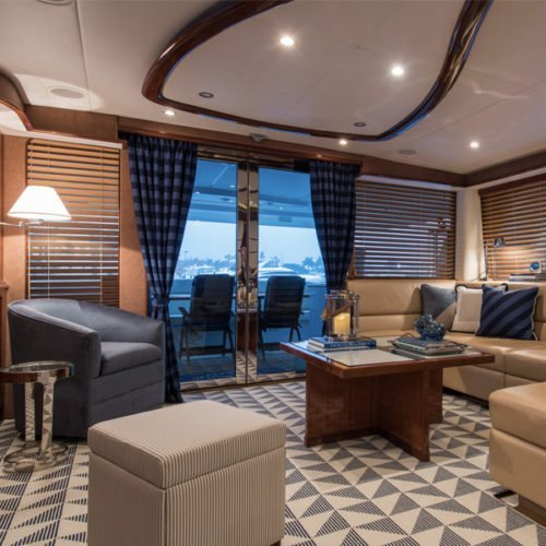 yacht interior designer