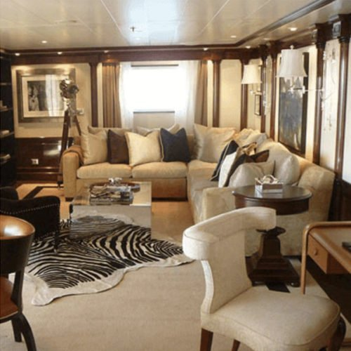 cruise ship and superyacht interior design