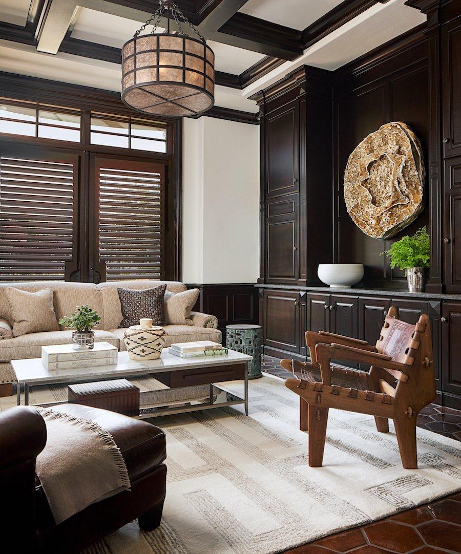 Modern Traditional Spanish Home Interior Design