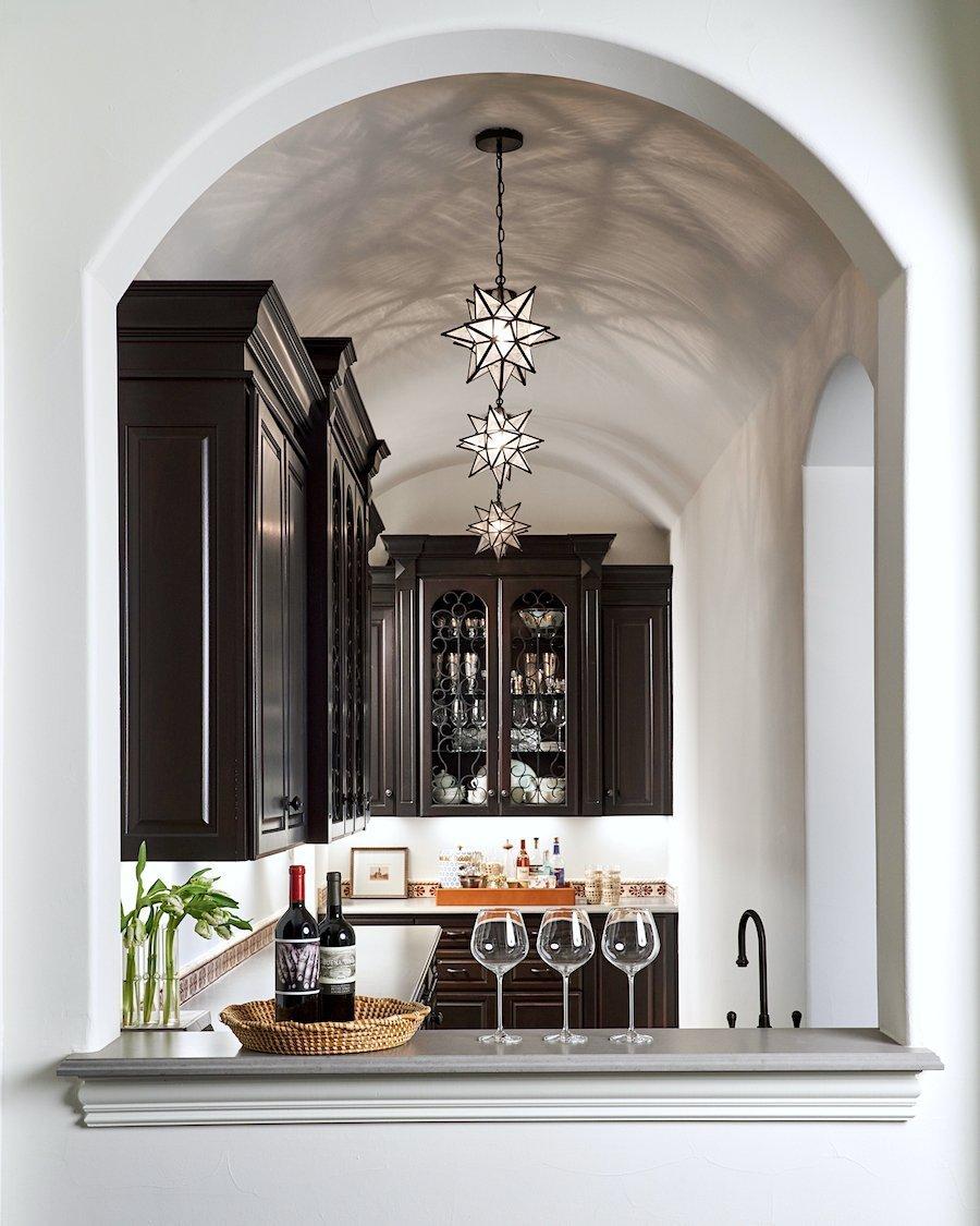 Modern Traditional Spanish Home Interior Design S B Long Interiors