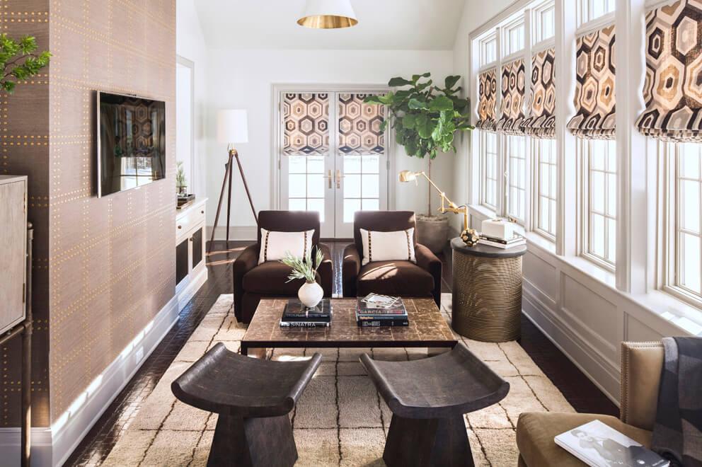 colonial home interior decorator