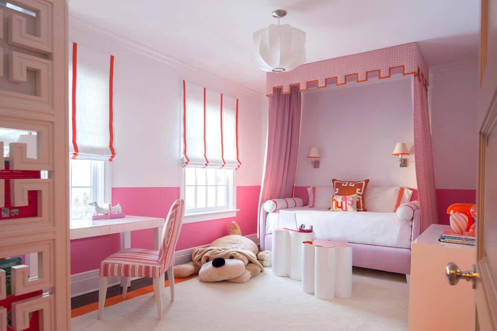 bedroom playroom