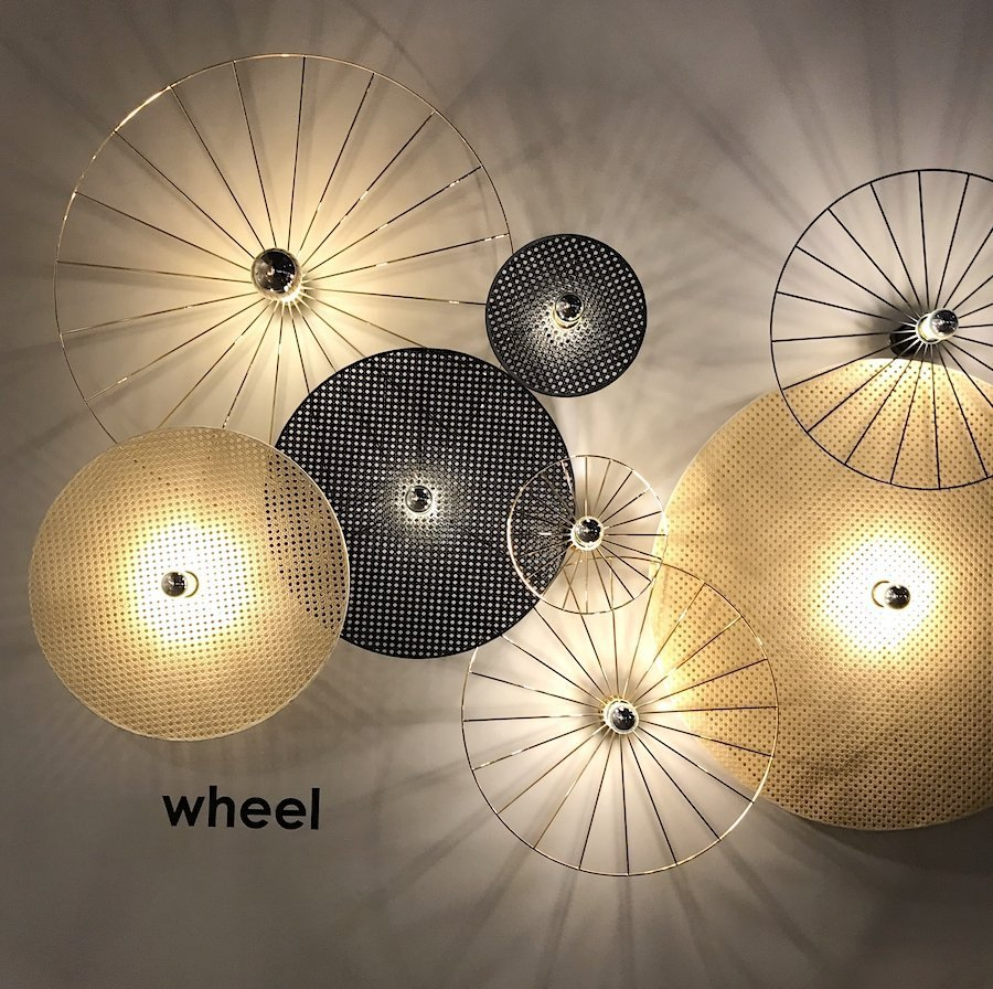 Aromas del Campo modern Wheel lights