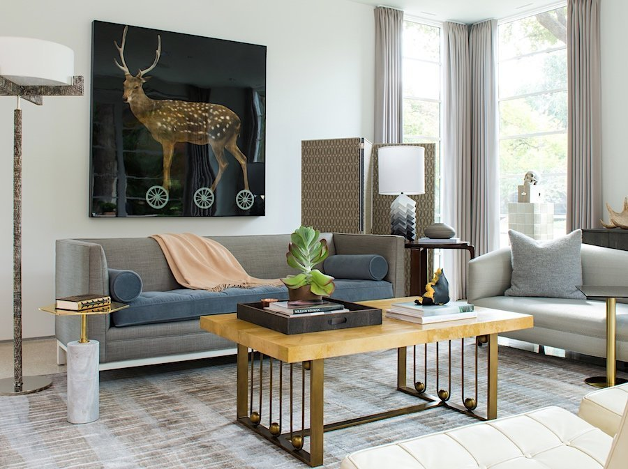 how to work with an interior designer