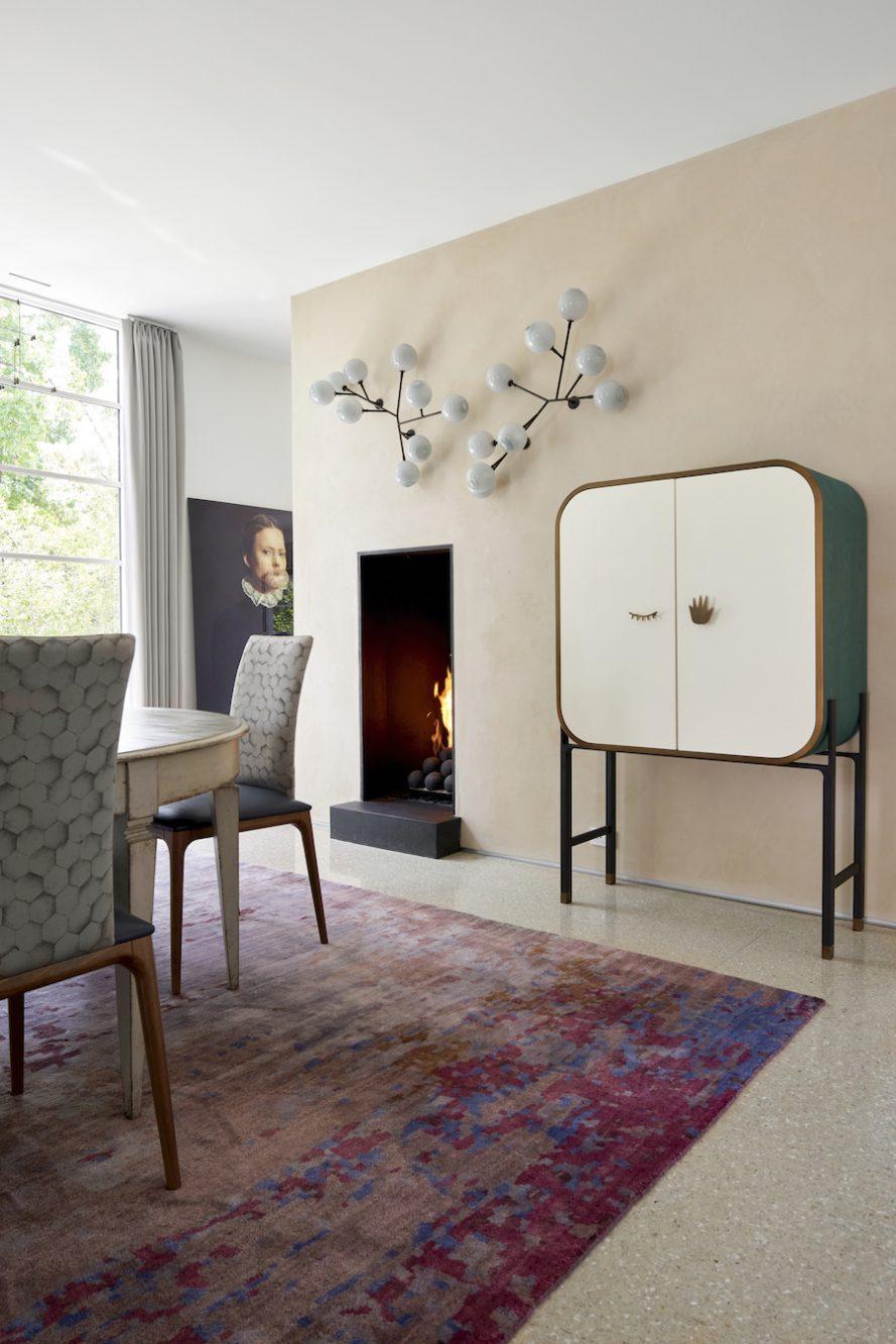 high end interior designer near highland park