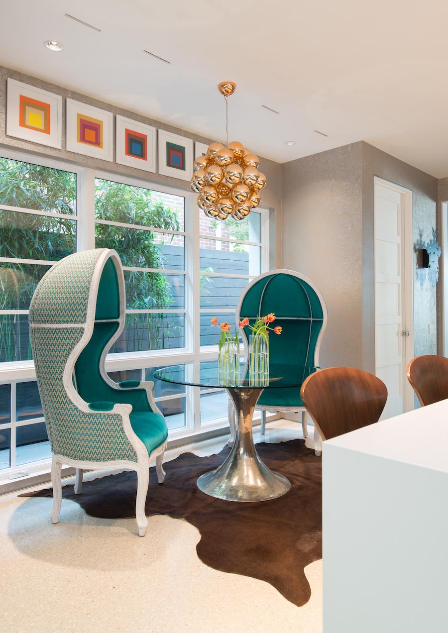 high end interior designer near dallas