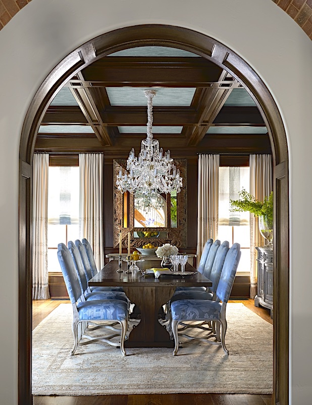 dining room high end